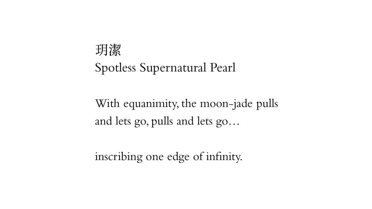 test Twitter Media - RT @_IanBoyden: June 8. The birthday of Spotless Supernatural Pearl.  #AForestOfNames #512Birthday https://t.co/OxRyQLQJ4x