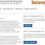Já se inscreveram ou submeteram seus vídeos para o Dataverse Community Meeting 2021?  https://t.co/vtFNIsQdSW https://t.co/QnrW4GvQNA
