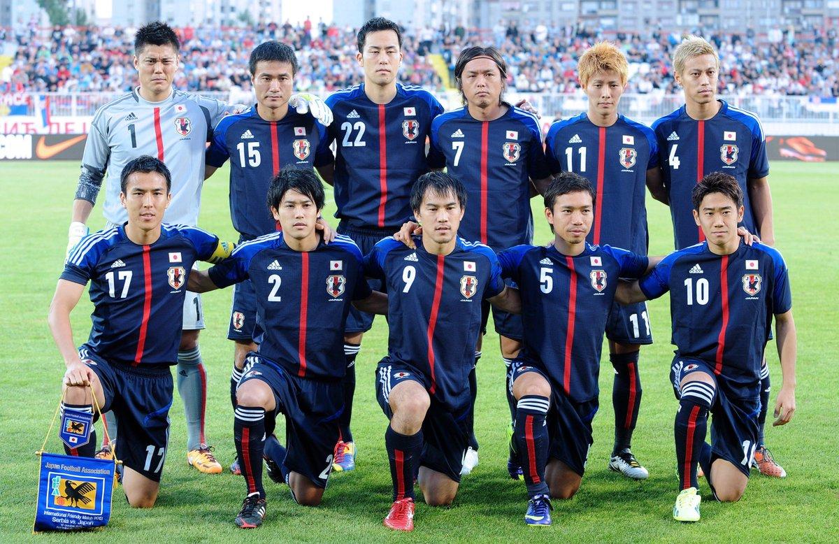 test ツイッターメディア - 1 - 日本代表がセルビア代表と対戦するのは2013年10月以来(0-2)。前回対戦と今回の両試合で先発出場しているのは長友佑都のみ。主将。 #日本代表 #daihyo #SAMURAIBLUE https://t.co/WyrQ7Zl7SK