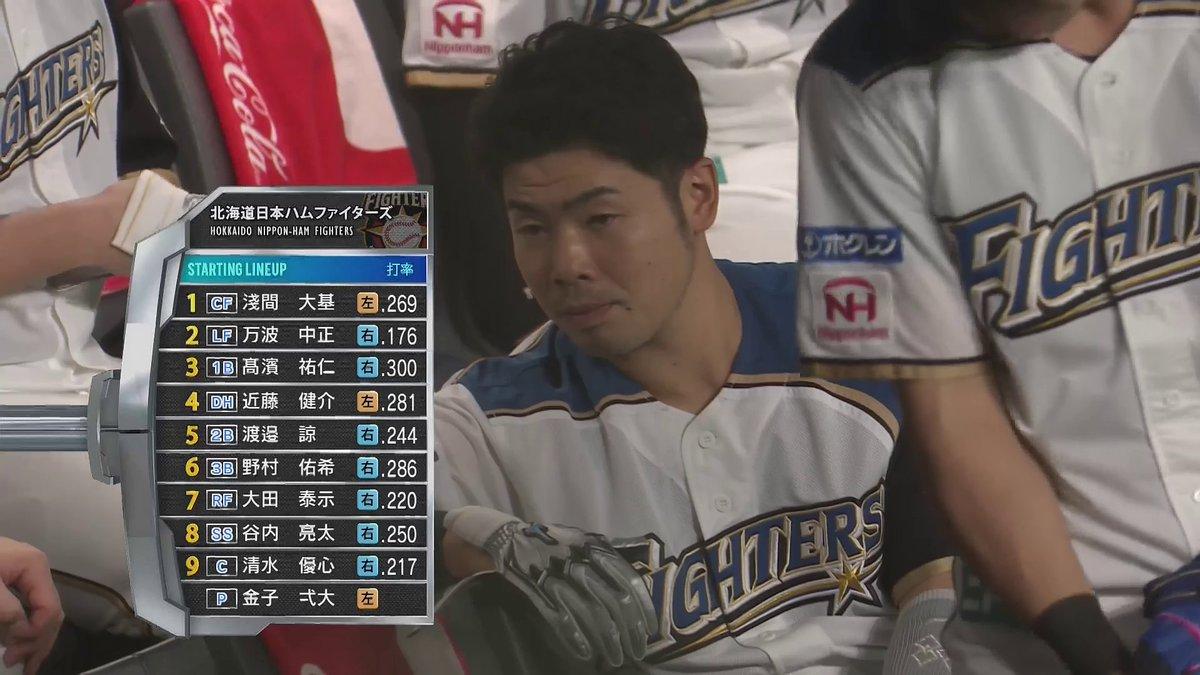 test ツイッターメディア - 北海道日本ハム、1番から4番まで横浜高校出身です。(部) #lovefighters https://t.co/m8uW76NCo3