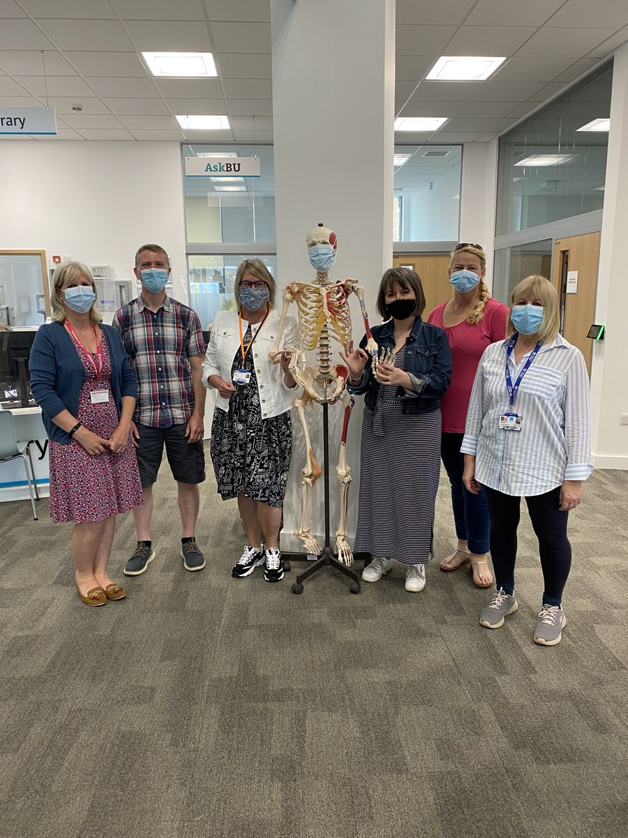 test Twitter Media - @N4LTH @iresearch @EvanTeijlingen @Chiroresearcher @morleydawn1 we had a lovely tour of our new building for health and social sciences today - and made a new friend….. @Sjersser @stevetee50 we love our new spaces! https://t.co/cBE2wWNo5M