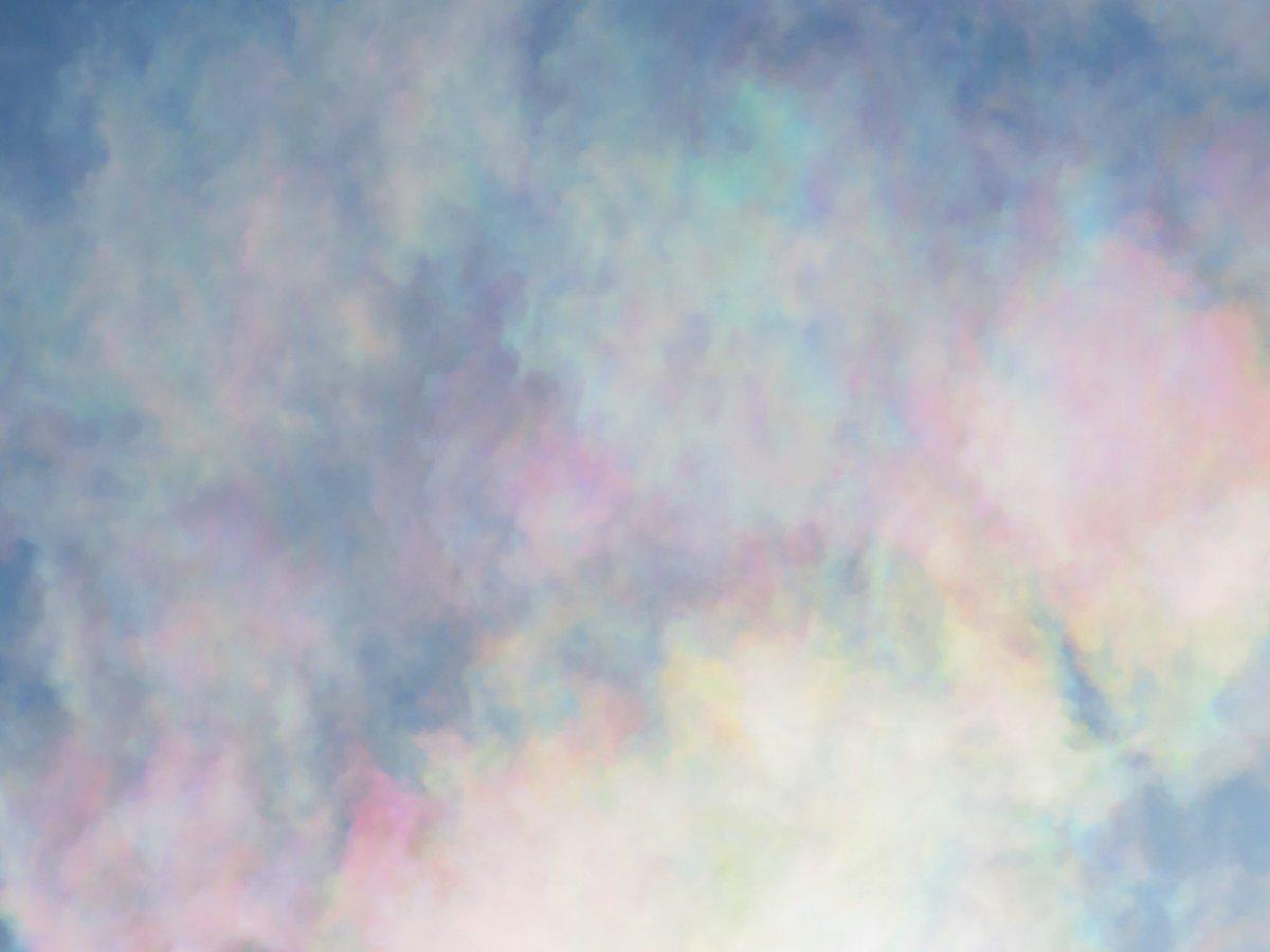 test ツイッターメディア - 彩雲みっけた。 https://t.co/896ooTr3Z0