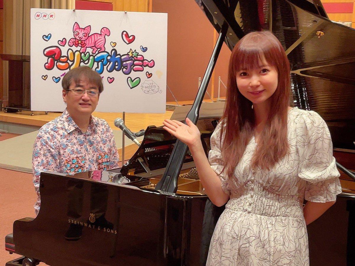 test ツイッターメディア - 田中公平先生!生演奏のゲキテイ 最高です!!40+1周年 おめでとうございます🎊㊗️ワンピースメドレーなう   #aniaca https://t.co/2pShelvKS8