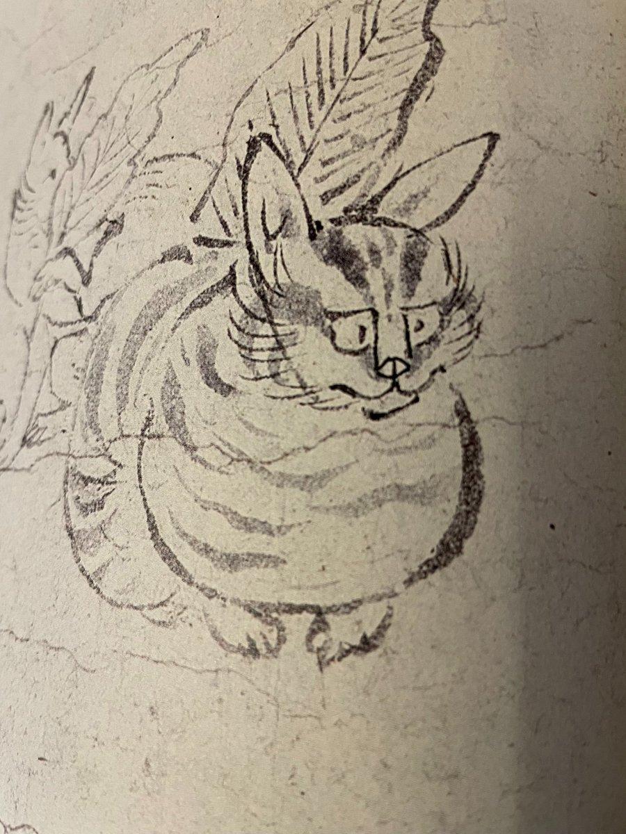 test ツイッターメディア - 一昨日鳥獣戯画展も観覧してきましたよ。予約制でも結構な混み具合でしたが、4巻じっくり間近で見れました。丙巻の絵柄がとても好みです。カエルの表情とか、あだち充が描きそうな猫とか(笑) 図録のボリュームも凄い。 https://t.co/WIGu2RMlHK