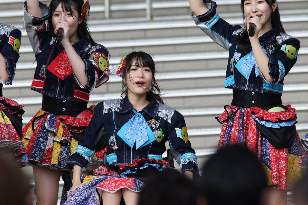 test ツイッターメディア - 20210612 ダイバーシティ東京プラザ 仮面女子「MASK A RAID」 発売記念イベント 猪狩ともかさん ライブ後のステージの微妙な傾斜のツイート 駅のホームの傾斜とか結構わからない事って多い、どんどん発信していってほしい #仮面女子 #猪狩ともか https://t.co/6veyeb1fAs