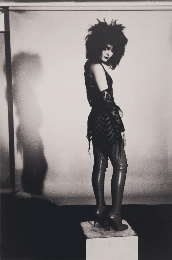 Siouxsie Sunday https://t.co/bSmXF9EigD