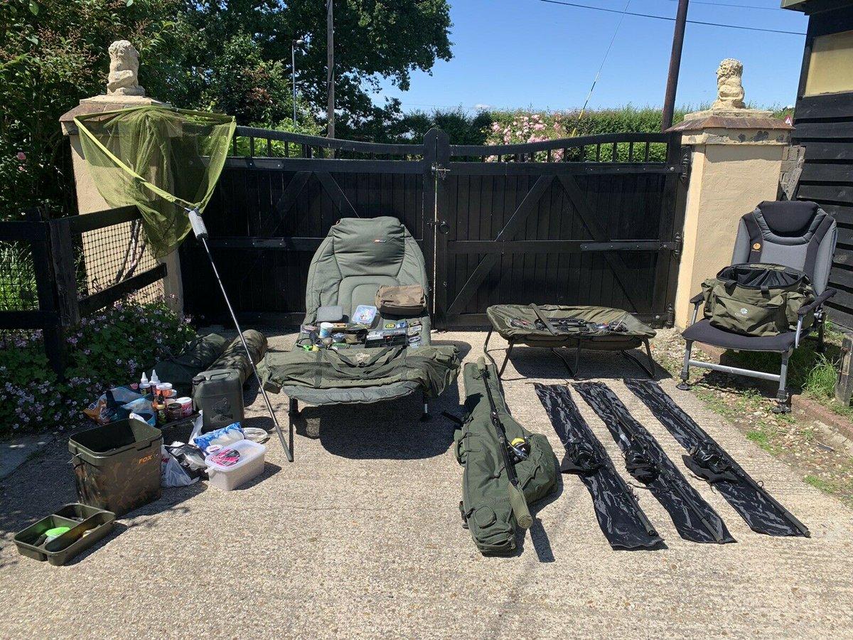 Ad - Ccarp fishing set up for <b>Sale</b> On eBay here -->> https://t.co/Xd5BIEX2uZ  #carpfish