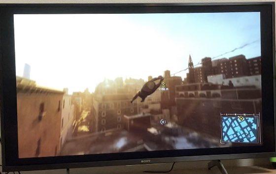 test ツイッターメディア - PS4スパイダーマン今更だけど街中走り回ってるだけで楽しい…あっこれ4歳の息子がやってたやつです👀w https://t.co/v3lVpzzERB