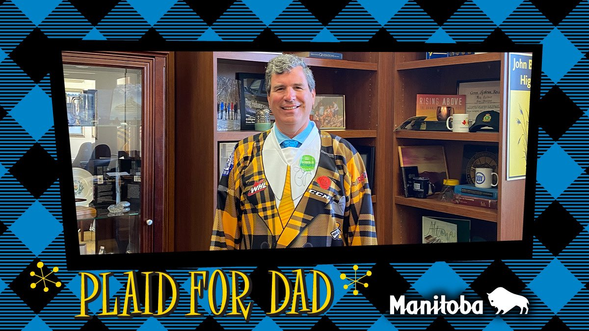 test Twitter Media - Join us as we go #PlaidforDad today, to raise awareness in support of Manitoban families across the province, living with and affected by prostate cancer. https://t.co/0InDHfS2TZ