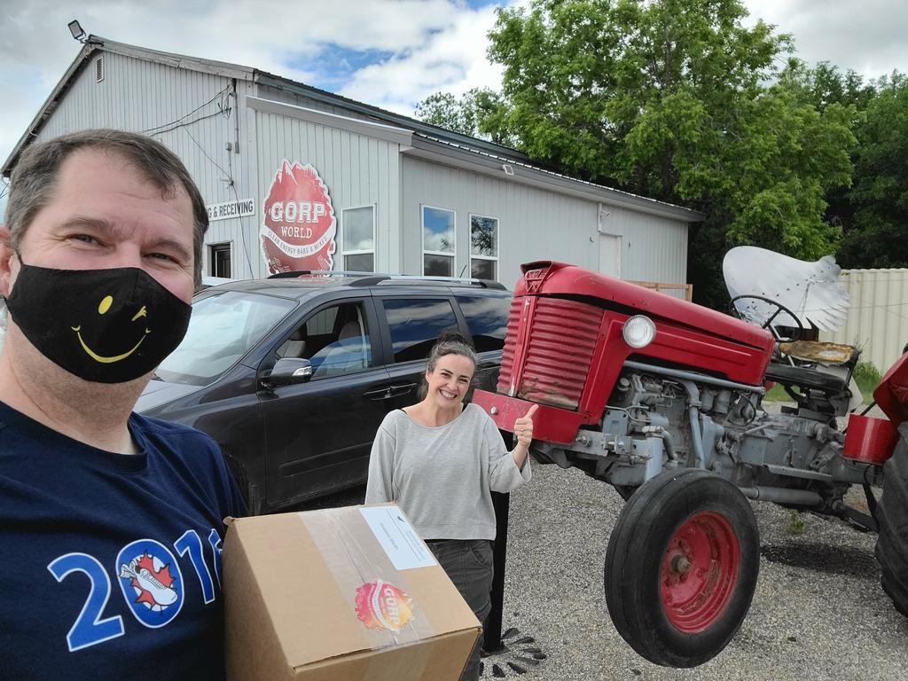 test Twitter Media - Thank you @gorpbar & Colleen for your always local & awesome products. One more reason to head to @TONiverville #flyingtractor #eatlocal https://t.co/Uc9QcgWOpt
