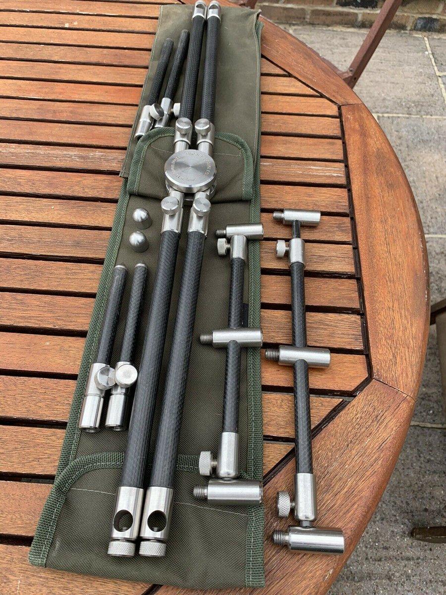 Ad - N Brice Carbon Rod Pod On eBay here -->> https://t.co/4FfzNy7KK2  #carpfishing #fishingta