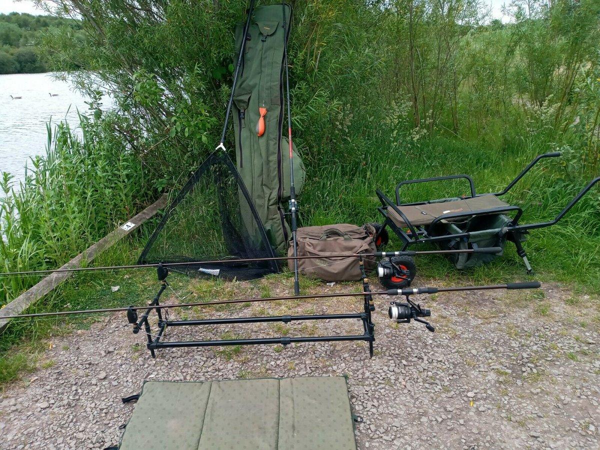 Ad - Carp fishing set-up for <b>Sale</b> On eBay here -->> https://t.co/VDIP8Bg1Be  #carpfishi