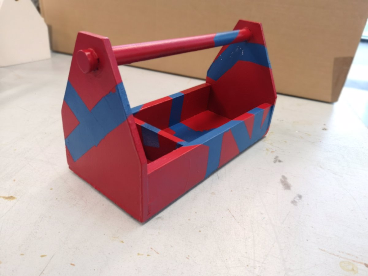 test Twitter Media - Fantastic tool caddies built by our year 10 Design Engineers (1/2) https://t.co/0z5pvQzmwt