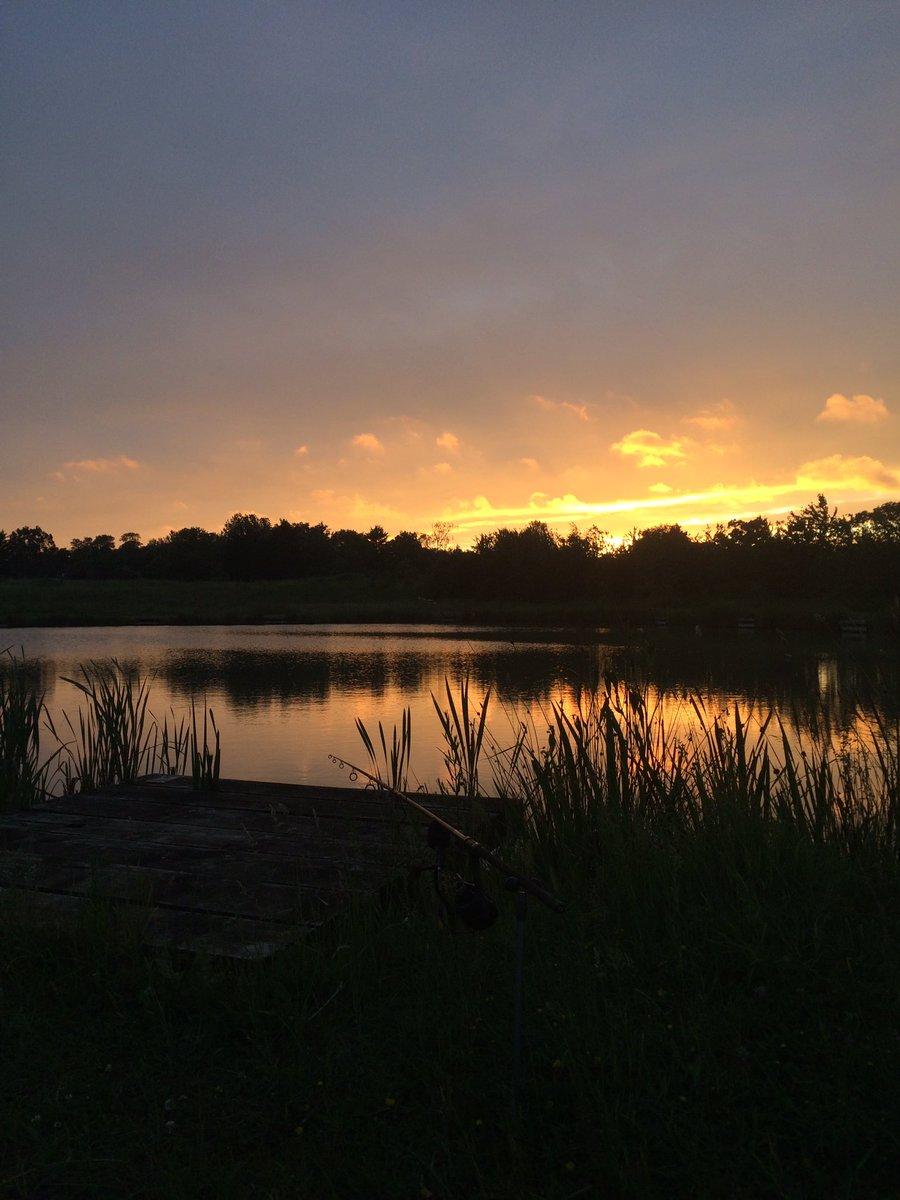 3rd evening fishing blank in a row!  #sunset #carpfishing #thatscarpy #sunsetphotography https://t.c