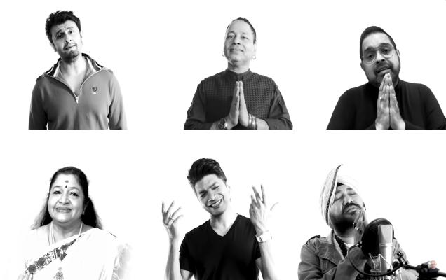 भारत का उपहार है, योग रोग पर प्रहार है…  A musical tribute to Yoga...a unique effort by prominent artistes. https://t.co/yXAmysNqSw