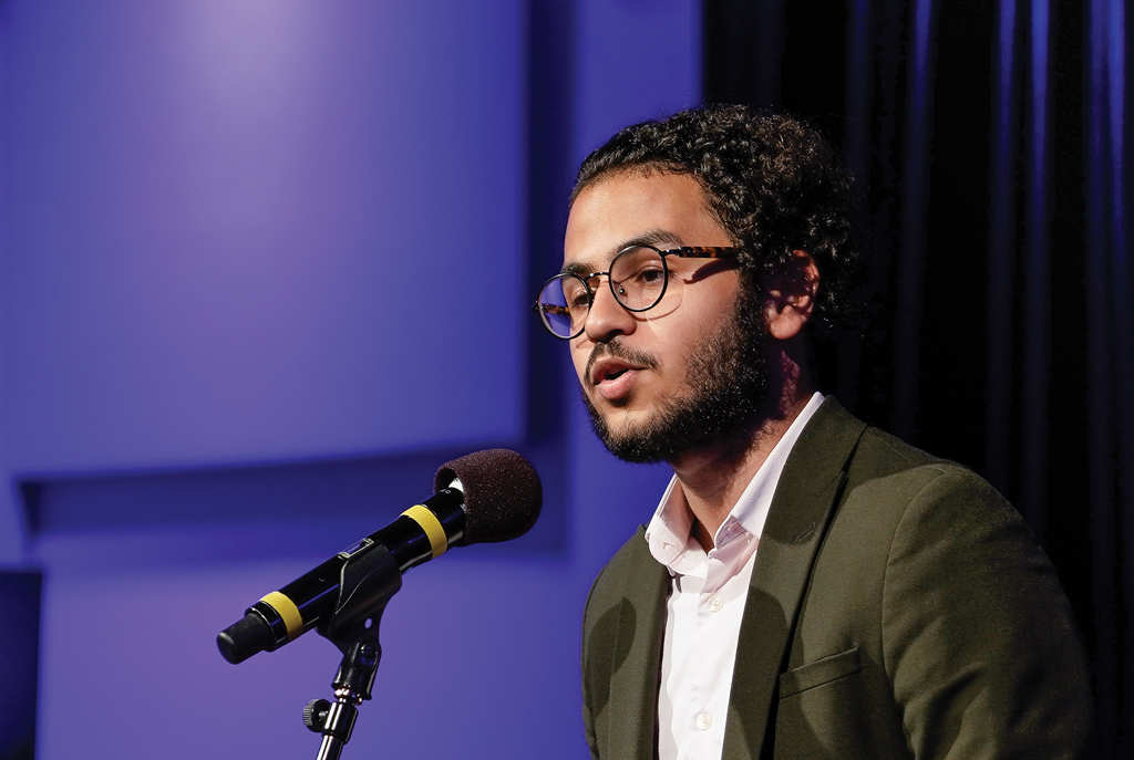 """test Twitter Media - A new book by Ahmed M. Badr '20 shows the varied experiences of young refugees around the world through their literary & artistic expression.   """"I wanted to capture, showcase, and hopefully amplify the stories and expressions of displaced young people.""""  https://t.co/tYf4DgU0gu https://t.co/rw6hqfqi1G"""
