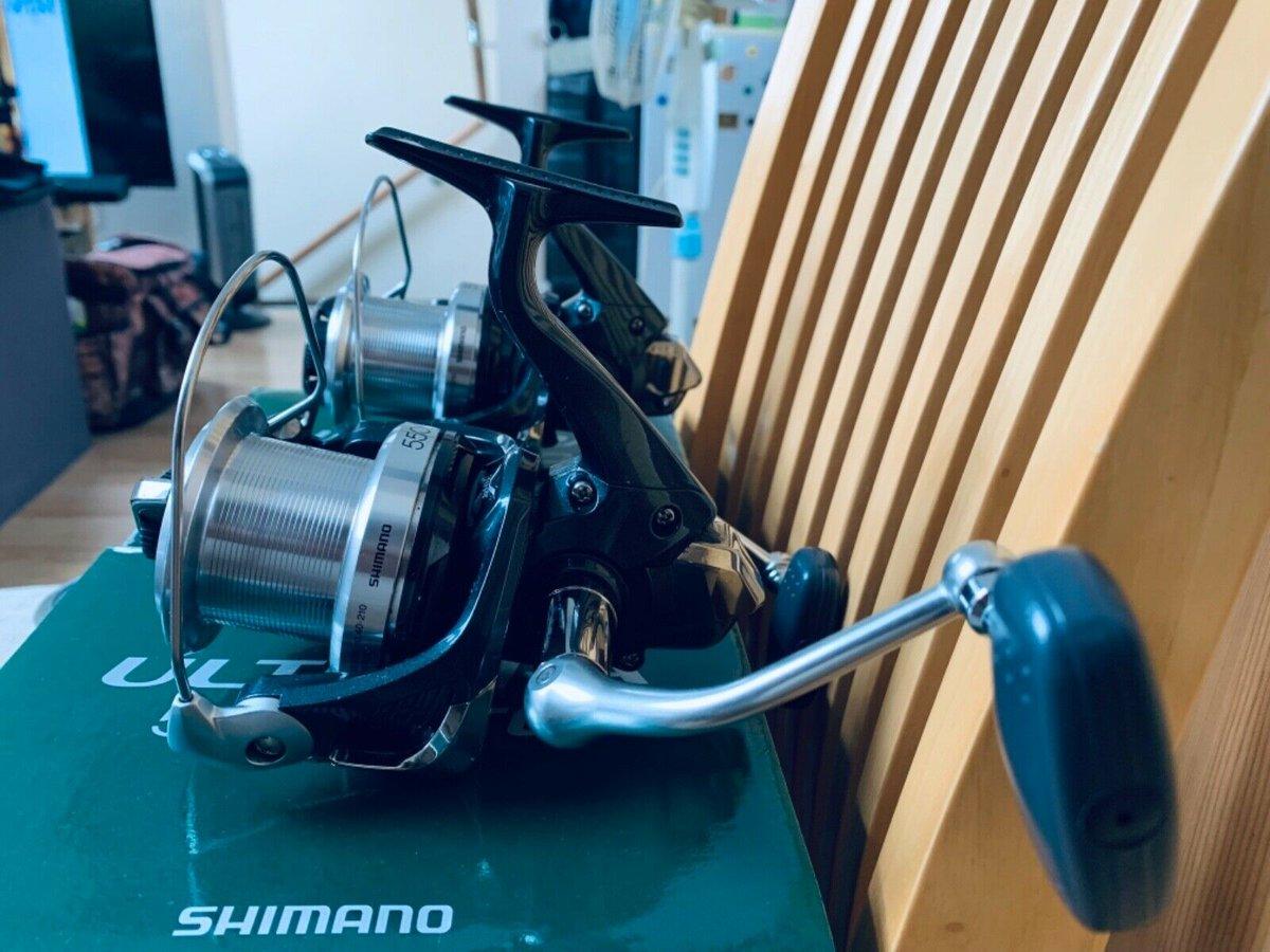 Ad - Shimano Ultegra 5500 XTC x3 On eBay here -->> https://t.co/RxsB1QyWyI  #carpfishing #fish