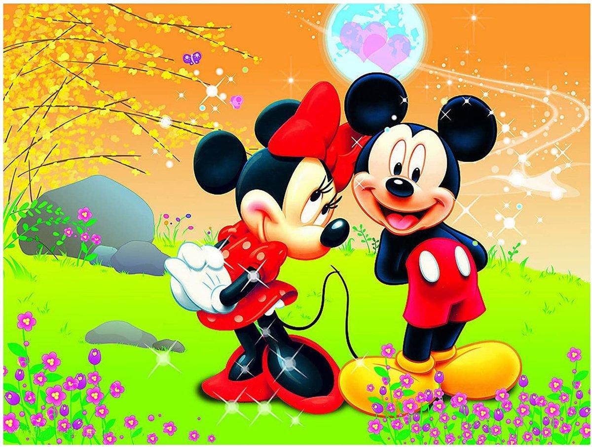 test Twitter Media - ✅Nur 3,99€ ❌statt 13,99€ ➖➖➖➖ ➽ smileh Diamond Painting Mickey Minnie Mouse DIY Malen Nach Zahlen für Kinder Full Glitzersteinchen Geburtstagsgeschenk 30 * 40cm ➖➖➖➖ 🔖 10€ Rabatt wird automatisch an der Kasse abgezogen ➖➖➖➖ ➥ https://t.co/S6kdyQwFdY ➖➖➖➖ https://t.co/CMNlweMMzh