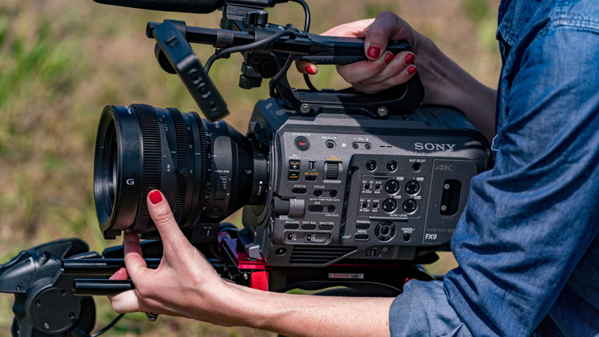 The 24 month interest free finance option for the Sony FX9 is in its final week. Don't miss out! More info at: