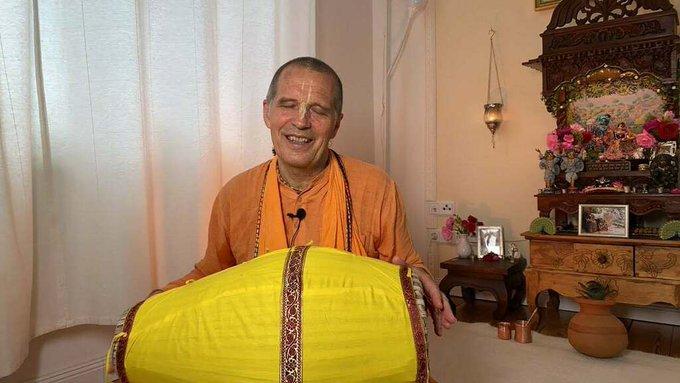 COMPASSION TUESDAY / Building Compassion  / 22nd June 2021 (video)Sacinandana Swami, a spiritual....