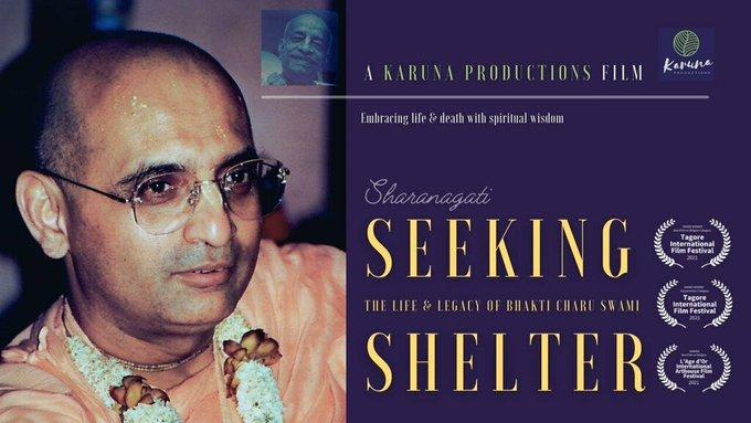 Seeking Shelter: The Life & Legacy of Bhakti Charu Swami - A Documentary Trailer (4 min. vid....