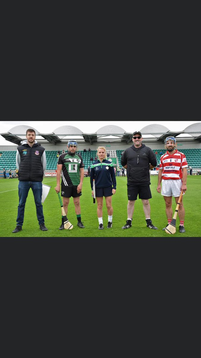 test Twitter Media - Well done to one of our very own @BronwynKeeshan on becoming the 1st Female official at a London Mens GAA Final Fixture. Great achievement in the GAA 👏 #ifshecantseeitshecantbeit @OfficialCamogie @BritainCamogie @IrishPostSport  @IrishinLondon @LWI_GAA @theirishworld https://t.co/ga6yLKc87O