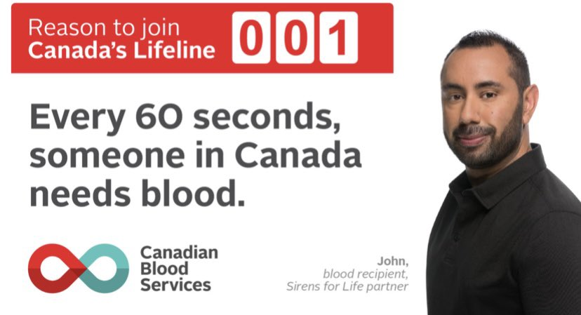 test Twitter Media - As COVID-19 restrictions ease, the need for blood is rising. There is a need for donors with O-negative blood. O- the universal blood type, is compatible with everyone. Make an appointment to donate by calling 1-888-2-donate or visiting https://t.co/oTlmiooG1E @CanadasLifeline https://t.co/s8Yk8TxrlA
