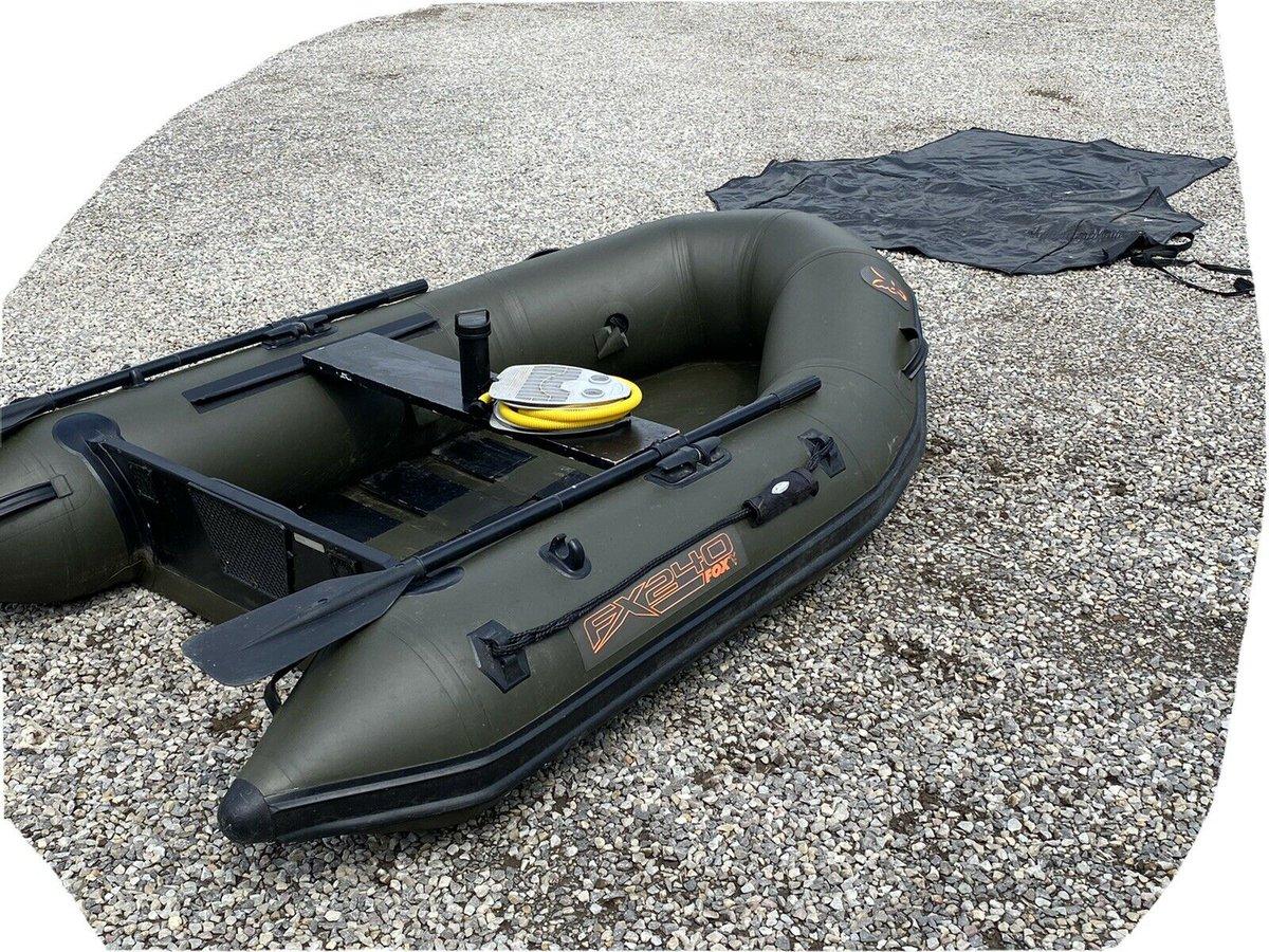 Ad - Fox FX240 Carp Fishing Boat On eBay here -->> https://t.co/IO0SWbPREt  #carpfishing #fish