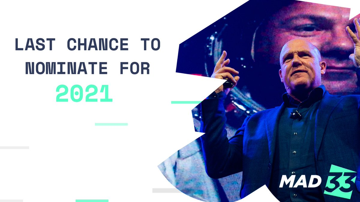 test Twitter Media - ALERT! Less than 24 hours to go until nominations close for 2021. Nominate the next leaders on the cutting-edge of meaningful impact now: https://t.co/4AAB2UYdec   #PoweredbyVenquis https://t.co/aaGdGT1Pan