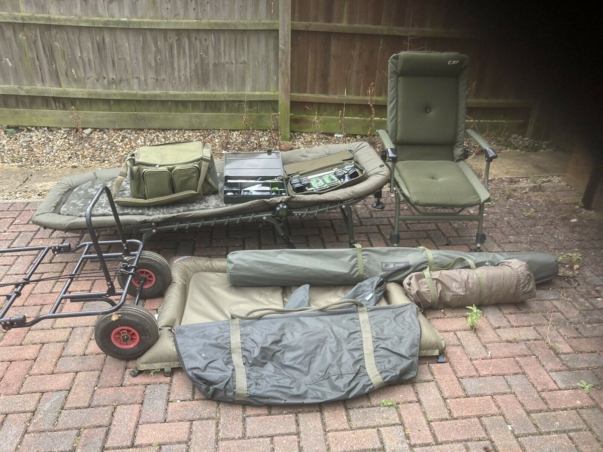 Ad - Complete carp fishing set up for <b>Sale</b> On eBay here -->> https://t.co/PIajO408Zb  #