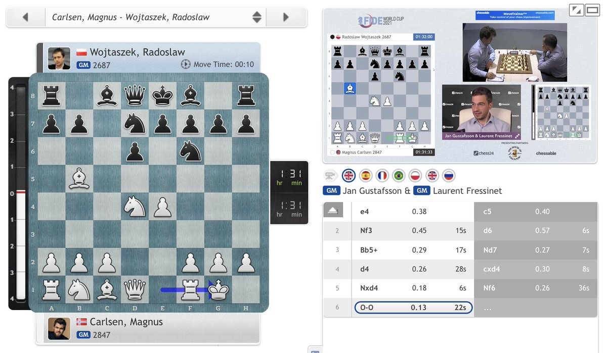 test Twitter Media - It's another elimination day at the #FIDEWorldCup!   https://t.co/KaU5Qxdq1f  #c24live https://t.co/CYbAyvfxBP