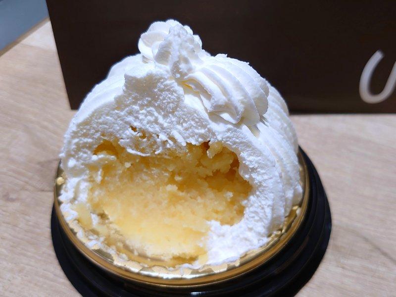 test ツイッターメディア - こちらは昨日の。  伊勢丹に出店されていたパレスホテルの  マロンシャンテリー  期待したほどはマロンの風味が感じられず…  (時期的にしょうがないのかも🤔  東京會舘や成城ALPESの様に、栗をそのまま食べているかのような方が好きです。 https://t.co/DvpjDWpiu9
