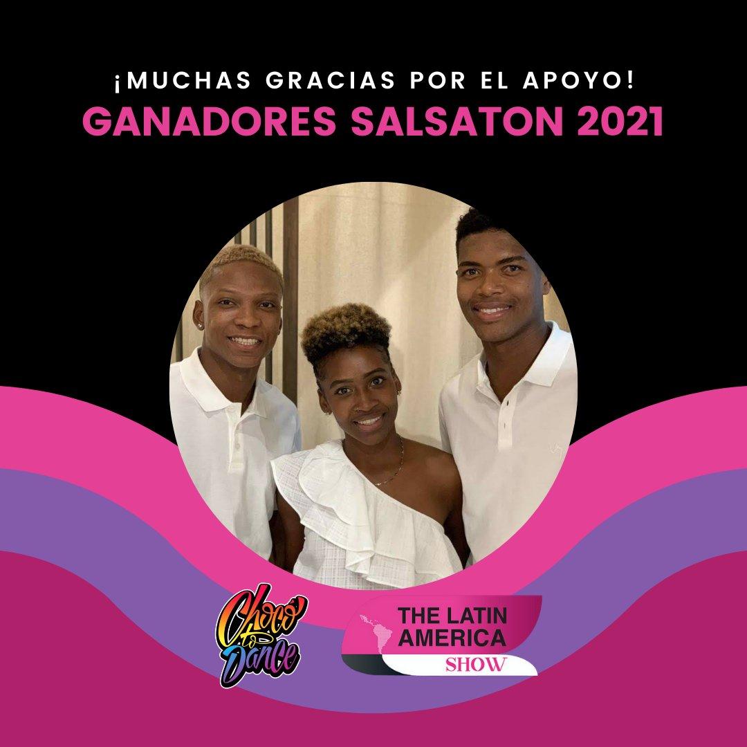 test Twitter Media - ¡GRACIAS, GRACIAS! Gracias a su inmenso apoyo, el #talento increíble de nuestros bailarines y el trabajo duro del equipo de Chocó to Dance, somos los orgullosos #GANADORES del Salsaton 2021 de The Latin America Show - Embajada y Consulado de #Colombia en Reino Unido. https://t.co/spZYlmvXXl