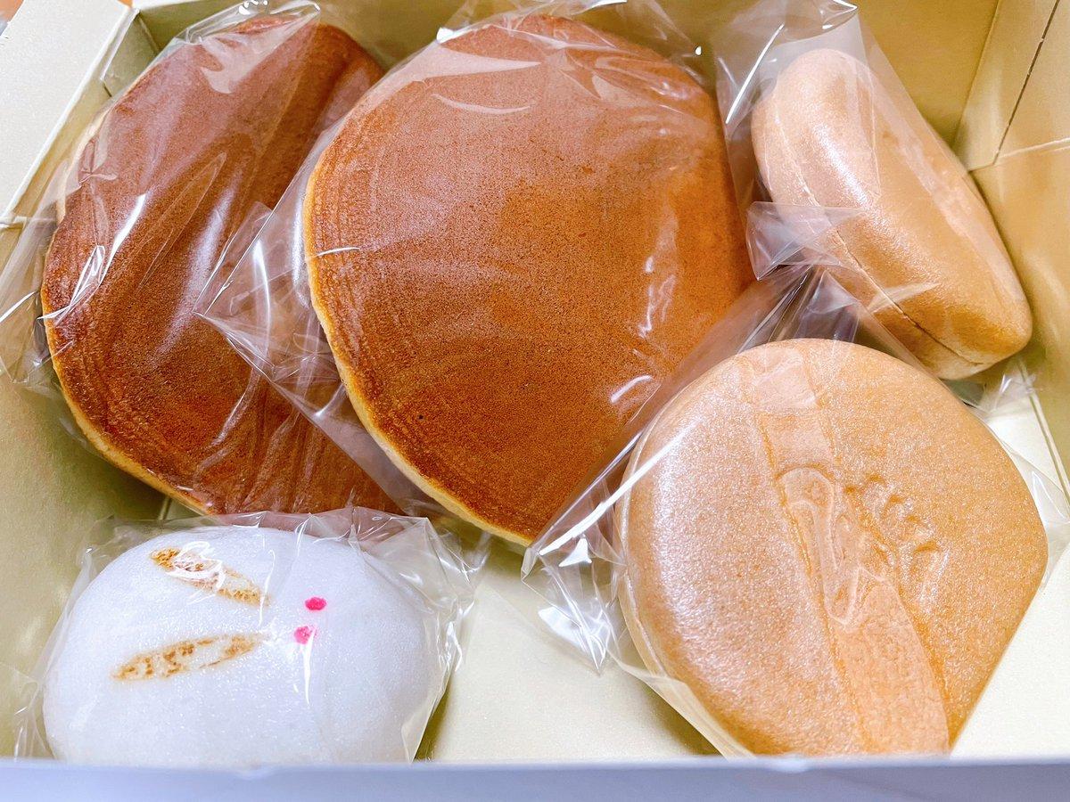 test ツイッターメディア - うさぎや  先日、東京に行った時のお土産です。  上野にあります、うさぎやさん  どら焼きがとっても美味しいです♪  他に、もなか、うさぎまんじゅうを買いました。😊 https://t.co/SN3u7D4ZKs