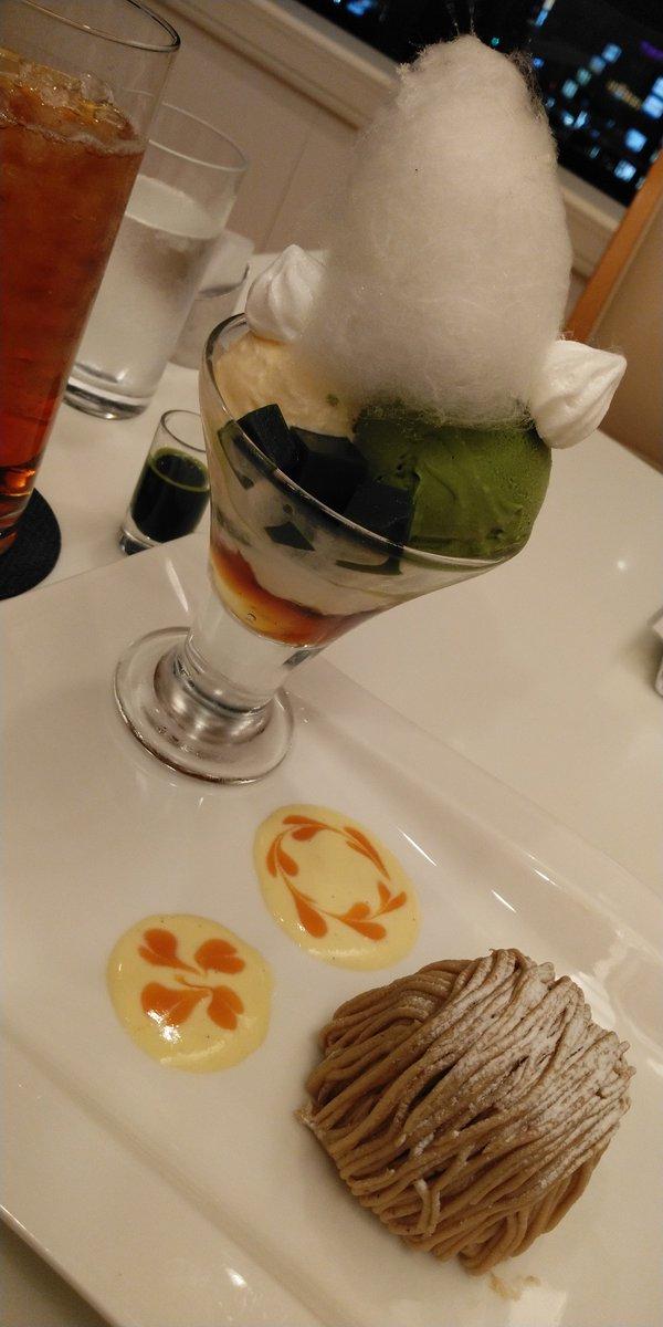 test ツイッターメディア - 京都伊勢丹のマールブランシュ、閉店前にもう一回行きたいな。>RT  遠征時に新幹線乗る前に「晩御飯」と称してパフェ食べるのたまにやってたん( ˘ω˘ )笑 https://t.co/pIZ9XgEYdb
