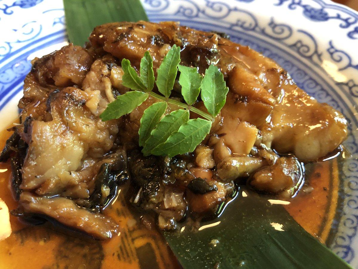 test ツイッターメディア - 郡山の鯉料理を堪能しながら 廣戸川の銀牡丹をいただいています https://t.co/EqnNjF3jRI