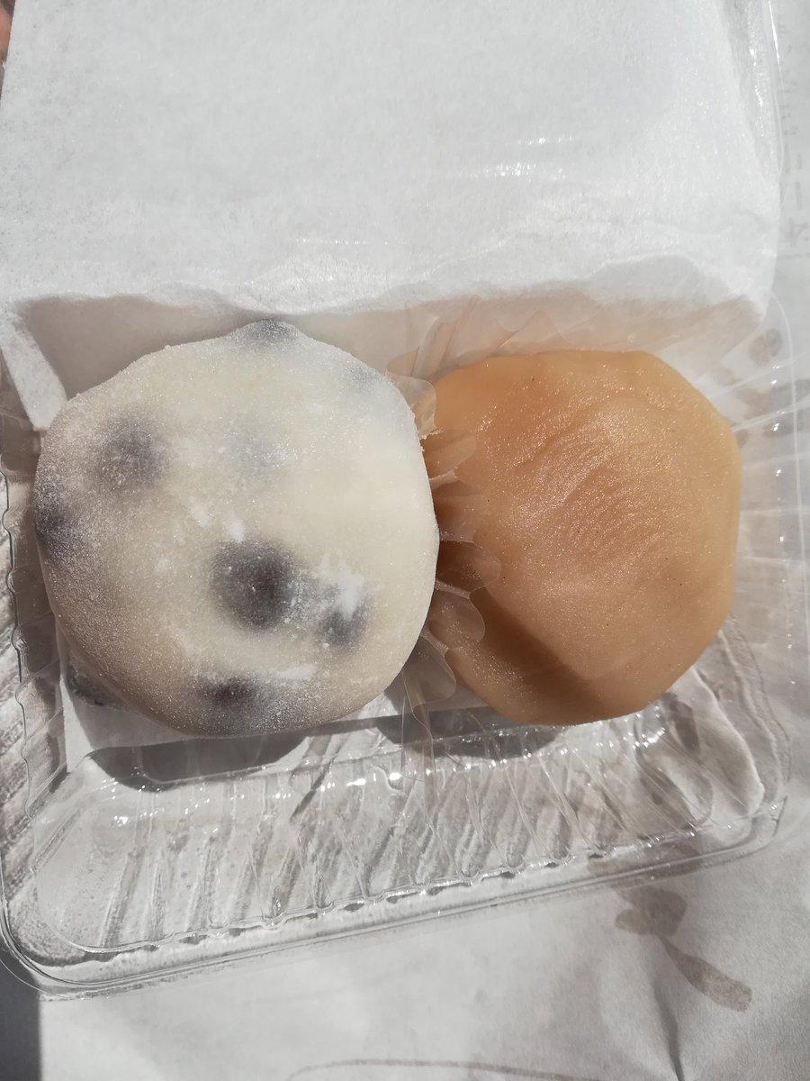 test ツイッターメディア - 本日のおやつ  出町ふたばの豆餅と土用餅 だったっけかな。 鴨川眺めながらアイスコーヒーと。  暑い。 そして旨いがさすがに2つは甘い😅 https://t.co/JU4u8X8ap9
