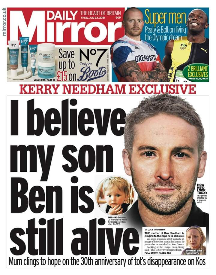 test Twitter Media - RT @FindBenNeedham: Ben IS out there. Please keep sharing  #helpfindben 💙 #BenNeedham https://t.co/4xI2Pfx5kH
