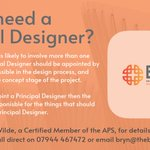 RT @thebscg: #principaldesigner #cdm2015 #construction #clients https://t.co/7TPSuOLFWp