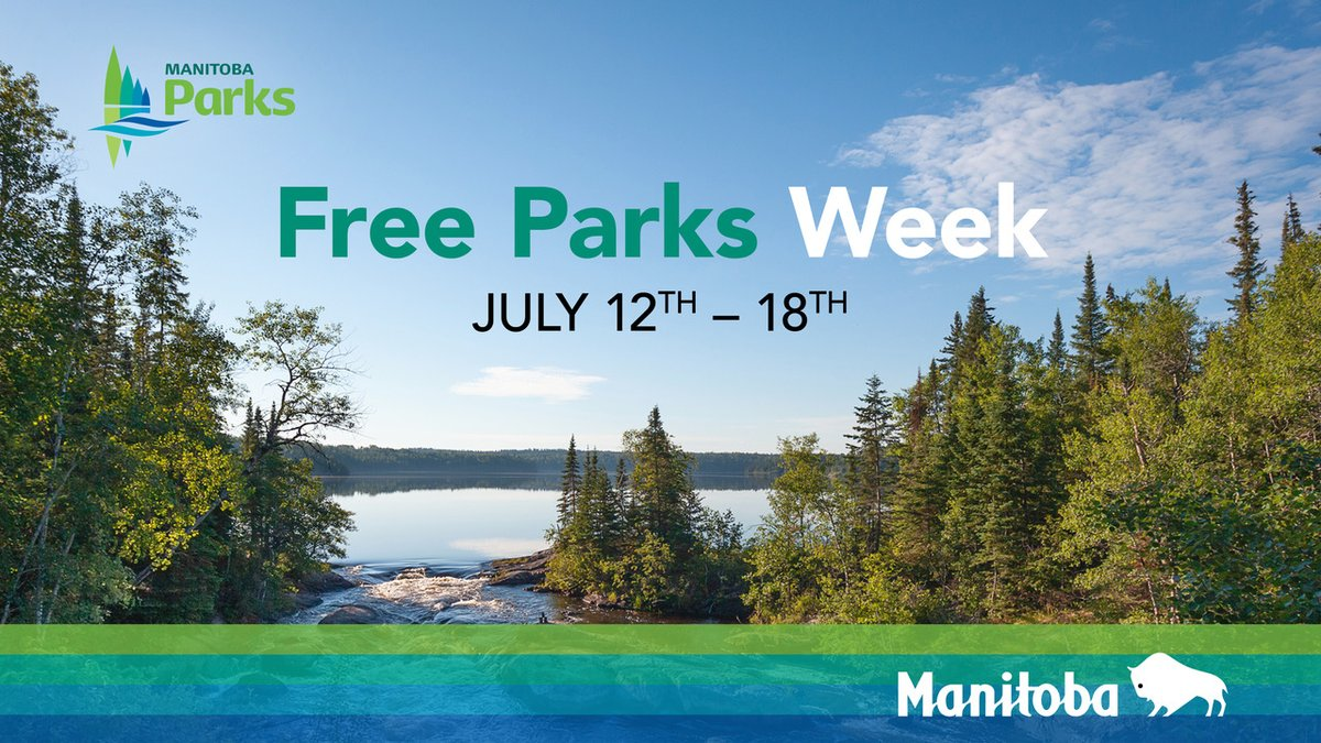 test Twitter Media - Manitobans can now enjoy greater accessibility to our beautiful parks. Free Parks Week takes place from July 12th to 18th. #ExploreMB https://t.co/RETGrMHY1g