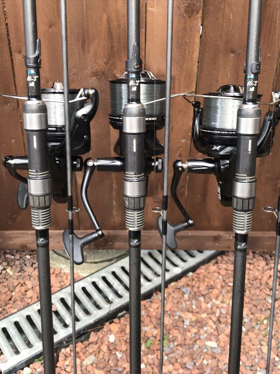 Ad - Freespirit Hi-S carp rods 12ft 3lb TC On eBay here -->> https://t.co/BoWz9sDTgr  #carpfis