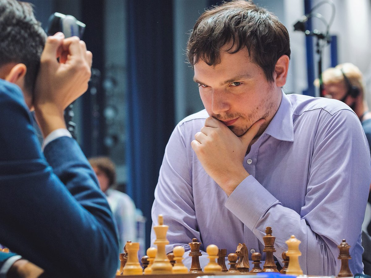 test Twitter Media - Did you know that Kacper Piorun is also a Solving Grandmaster? He won several world championships in solving chess problems –  individual and team competitions, together with the Polish squad.  Today he cracked a problem of qualifying for Round 5 of #FIDEWorldCup! https://t.co/ih7QNcxjDI