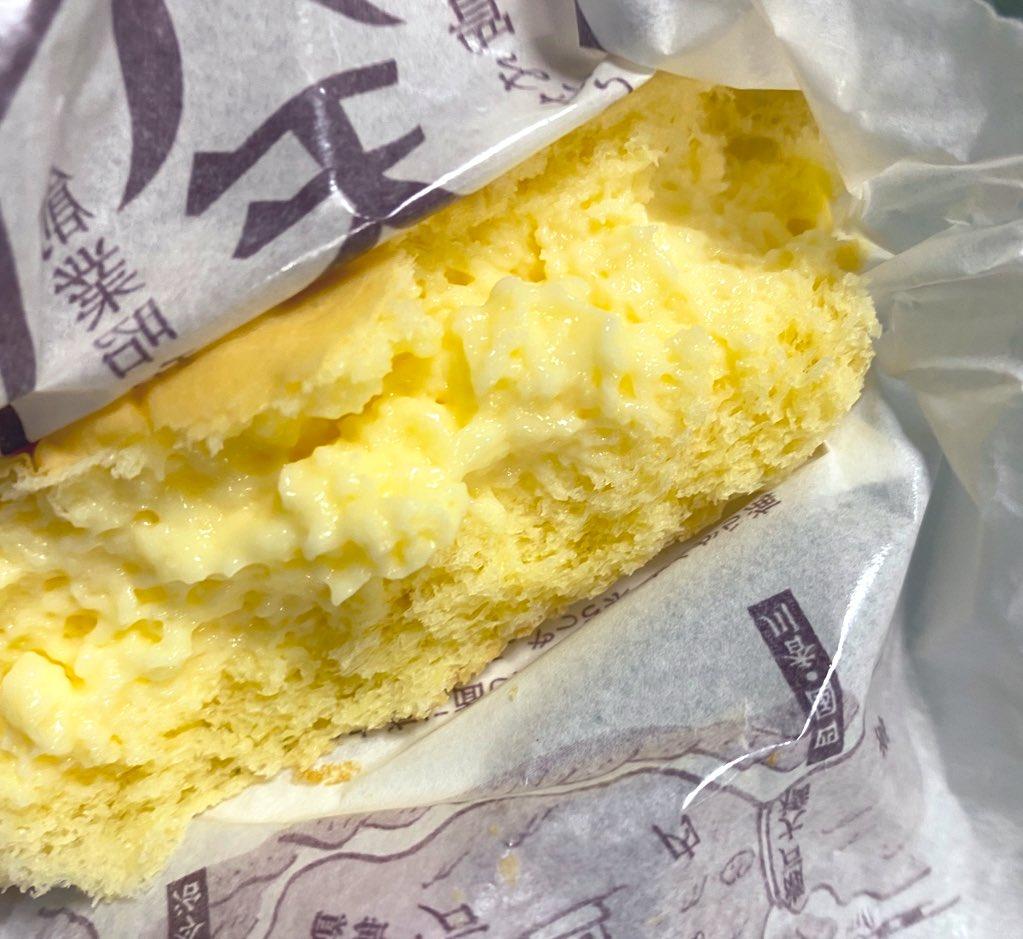 test ツイッターメディア - 八天堂のくりーむパン クリームがまろやかで、甘さが控えめで凄く美味しく食べやすいです。 中身こんな感じです ぜひ見つけたら買ってみてくださいねー https://t.co/HJeW9XLIk9