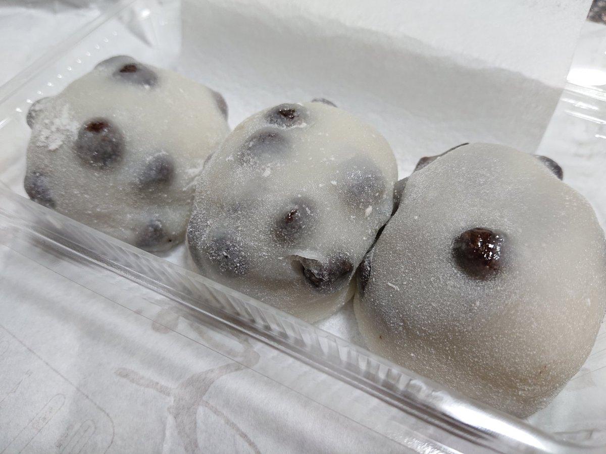 test ツイッターメディア - 出町柳「出町ふたば」の豆餅(*˘ᗜ˘*)♡#長生庵 さんのツイートで週末、歌舞伎座・木挽町で販売されるとの情報♪ワクワクしながら買いに行きましたよ!京都でも店前で並ぶのにすんなり購入。豆がしっかりしていて好き。京都を自転車でぐるぐるしていた頃が懐かしいなぁ☺️✨ https://t.co/j3FKr2u570