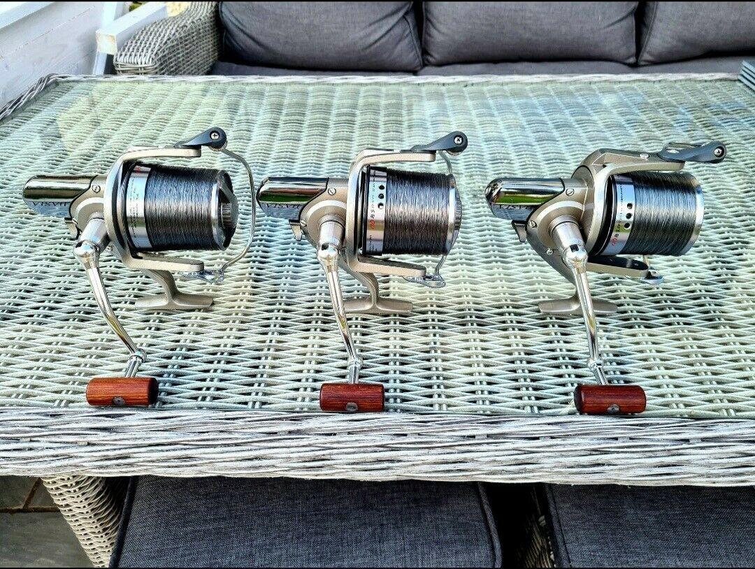 Ad - Daiwa Basia QDA reels x3 On eBay here -->> https://t.co/6dkqmOw74c  #carpfishing #fishing
