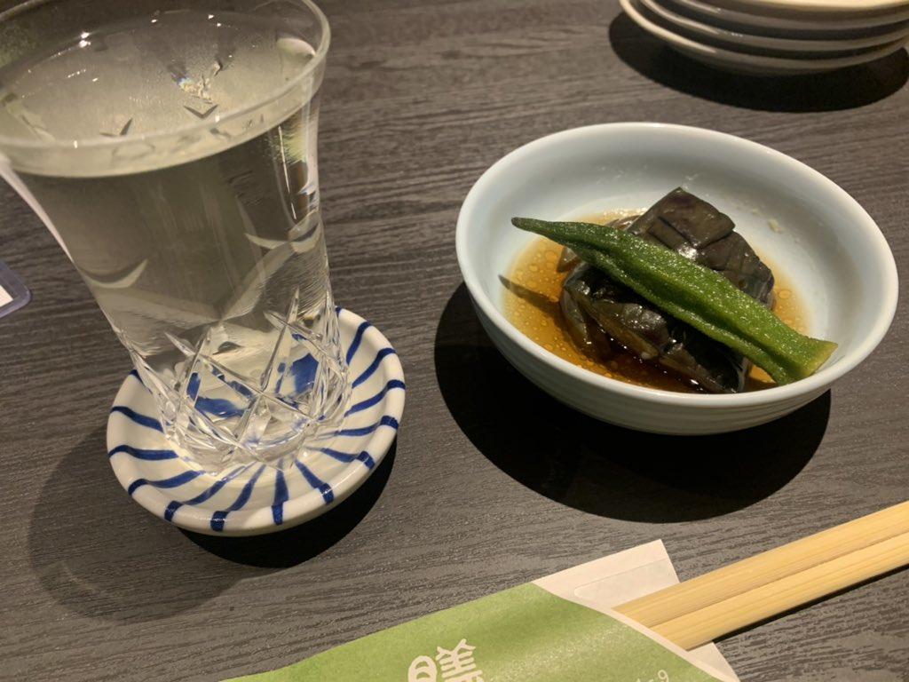 test ツイッターメディア - 再び山形県!山形名物が味わえるお店へ! 日本酒は上喜元でかんぱい🥂 https://t.co/0RL6DxzCWb
