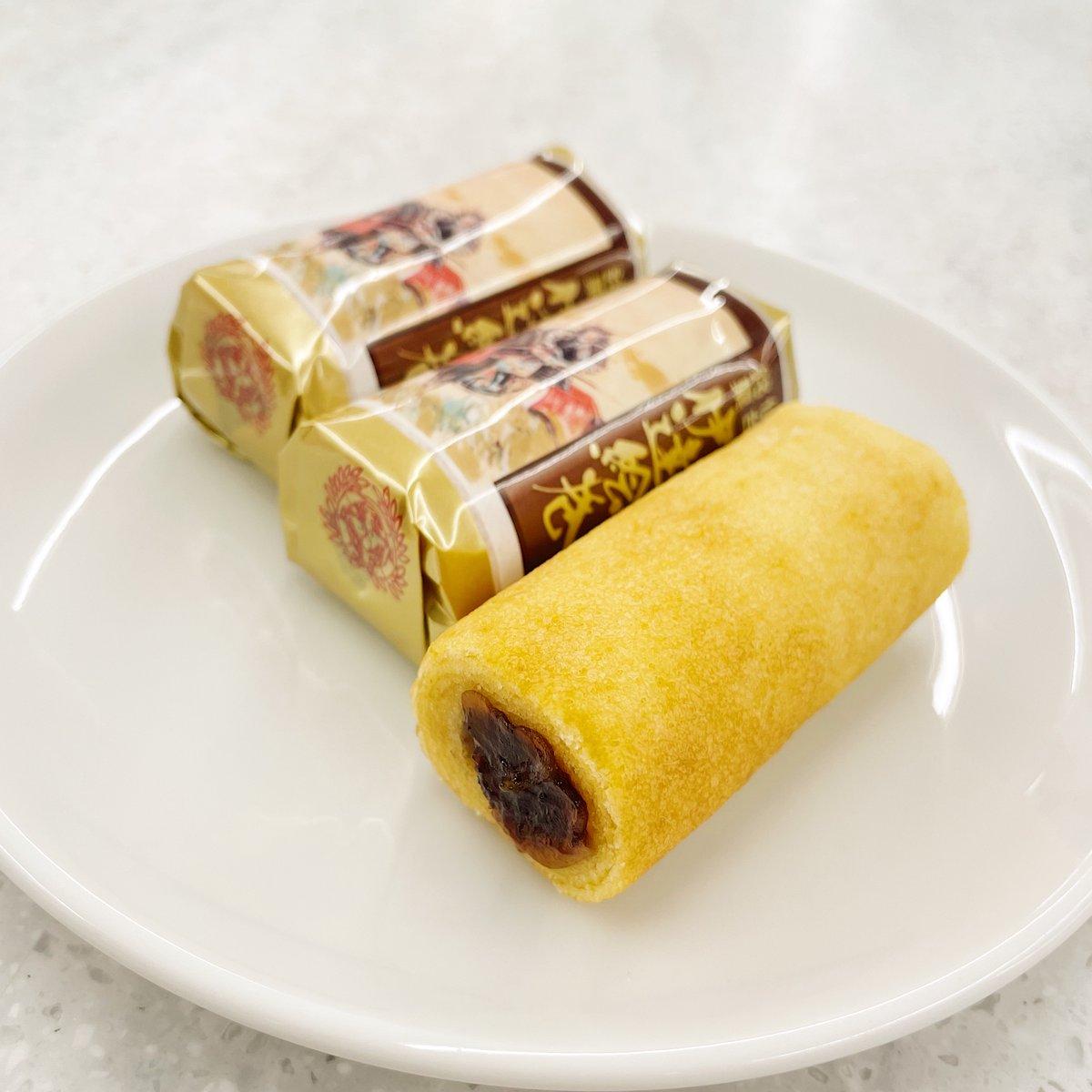 test ツイッターメディア - ✨#仙台 で買った美味しいお土産✨  ボリューム満点の和洋菓子「 #伊達絵巻」  「#萩の月」で有名な #菓匠三全 のミニバウムクーヘンです!小倉あんとクリームの2種類があり、和と洋両方の味を楽しめます。#伊達政宗 公が描かれた包装からは仙台の歴史を感じられます🏇 https://t.co/zyTuqOy8M7