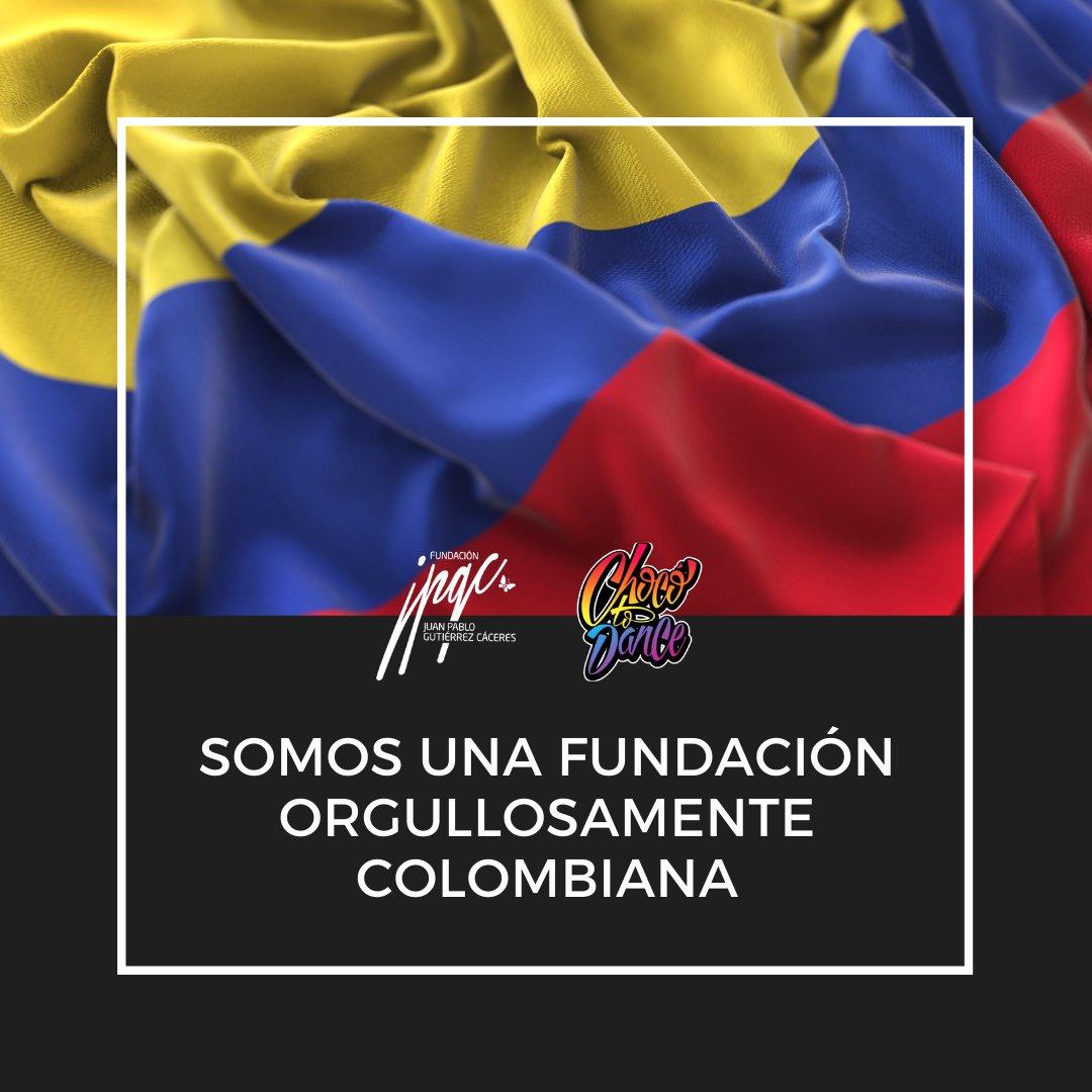 test Twitter Media - De la mano de la @FundacionJPGC trabajamos por una mejor Colombia a través de la educación, con amor por nuestro país y su gente que lucha por salir adelante.#FelizDiaColombia #20deJulio #diadelaindependencia https://t.co/Rxs8FYIxkN