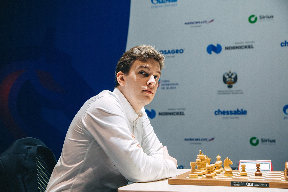 test Twitter Media - Jan-Krzysztof Duda won the second game of the tiebreaks against the World Champion Magnus Carlsen and thus reaches the final, where he will fight Sergey Karjakin for the #FIDEWorldCup https://t.co/piusabqfzp