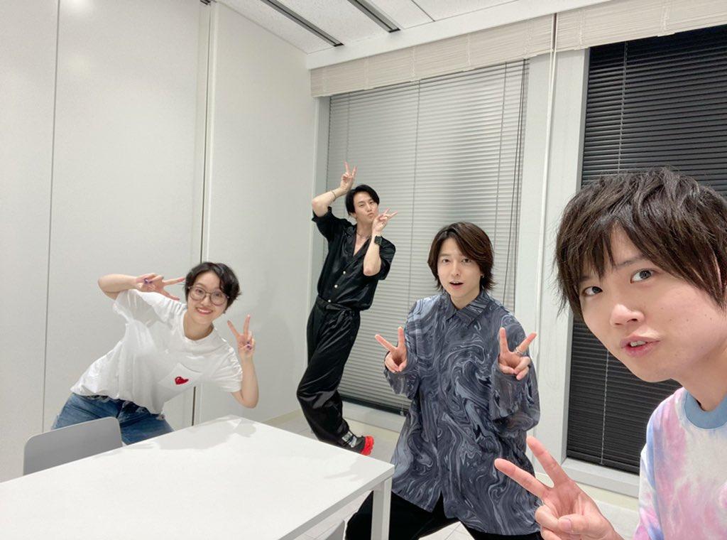 小松昌平の8月3日のツイッター画像